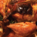 Gen's Perfect Roast Chicken