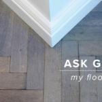 Ask Gen: Herringbone Floors